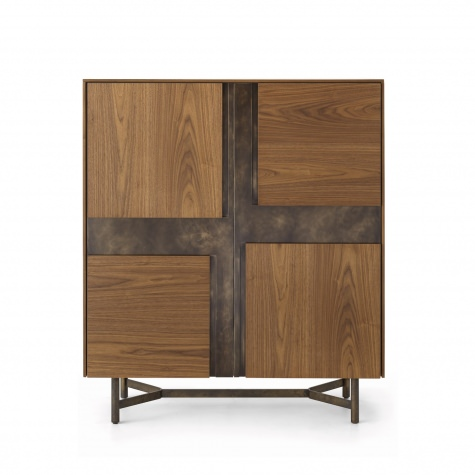CLIK tall storage cabinet