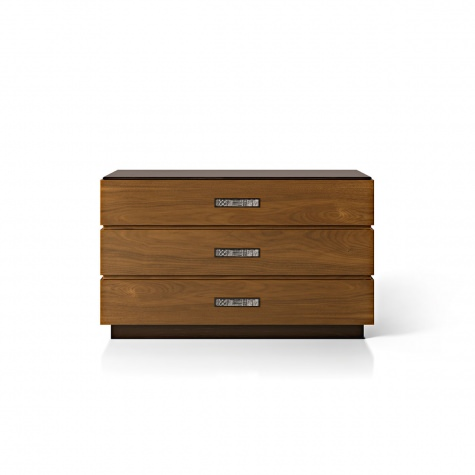 Chest of drawers with 3 drawers
