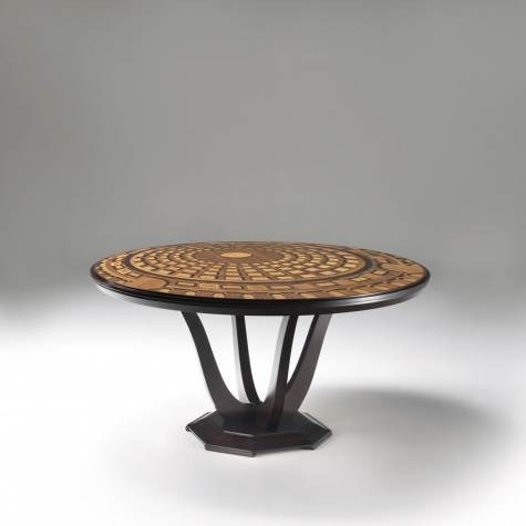 """Pantheon"" fixed round table, diameter 180 cm"