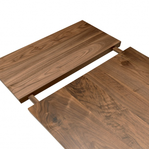Vivo Table in solid walnut or oak