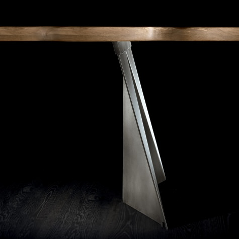 Vela metal legs for Vero table